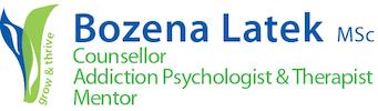 Addiction Counsellors London UK Logo